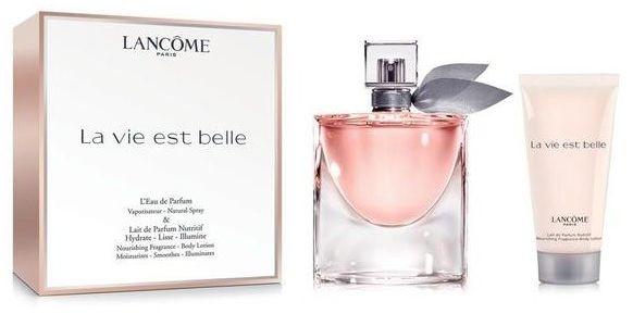 Lancome La Vie est belle balsam do ciała 50ml + woda perfumowana - 50ml
