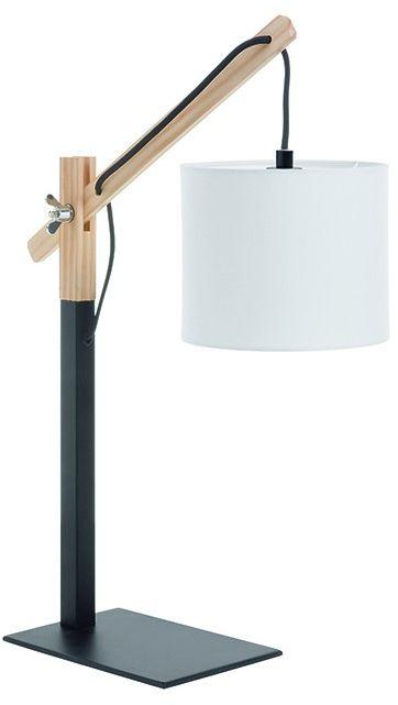 Lampa stołowa Britta 681B-G05X1A-02 + A35C-004-CA Exo