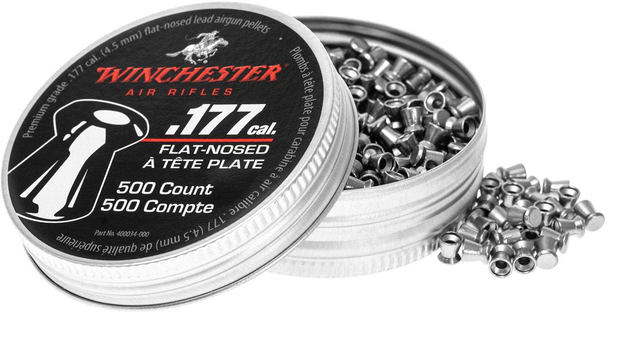 Śrut Winchester Flatnose 4,5 mm 500 szt. (987415-406)