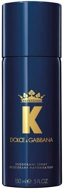 Dolce Gabbana K by Dolce Gabbana dezodorant w sprayu - 150ml - Darmowa Wysyłka od 149 zł