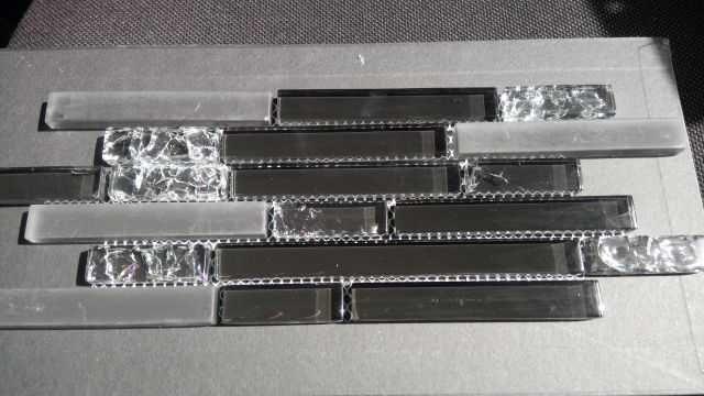 MIDAS - Mozaika szklana 8mm A-MGL08-XX-105