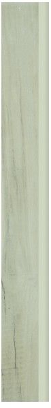 Cokół Landwood Paradyż 72 x 600 mm biały polerowany