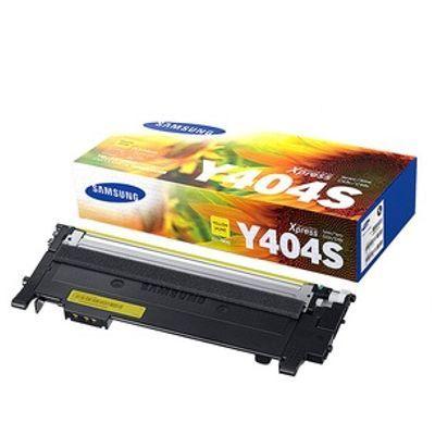 Toner Oryginalny Samsung CLT-Y404S (SU444A) (Żółty) - DARMOWA DOSTAWA w 24h