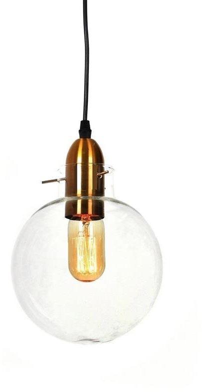 Lumina Deco Calvi nowoczesna loftowa lampa wisząca