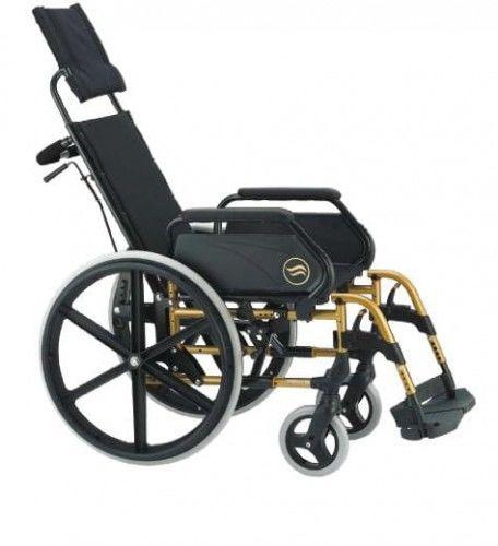 Wózek inwalidzki Breezy 250R