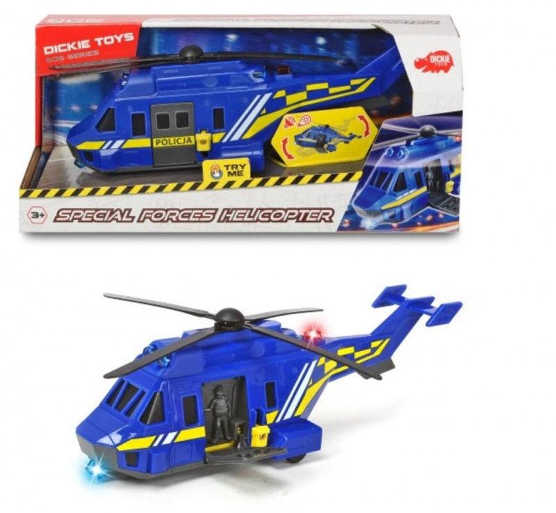 DICKIE SOS Helikopter Służb Specjalnych 26 cm