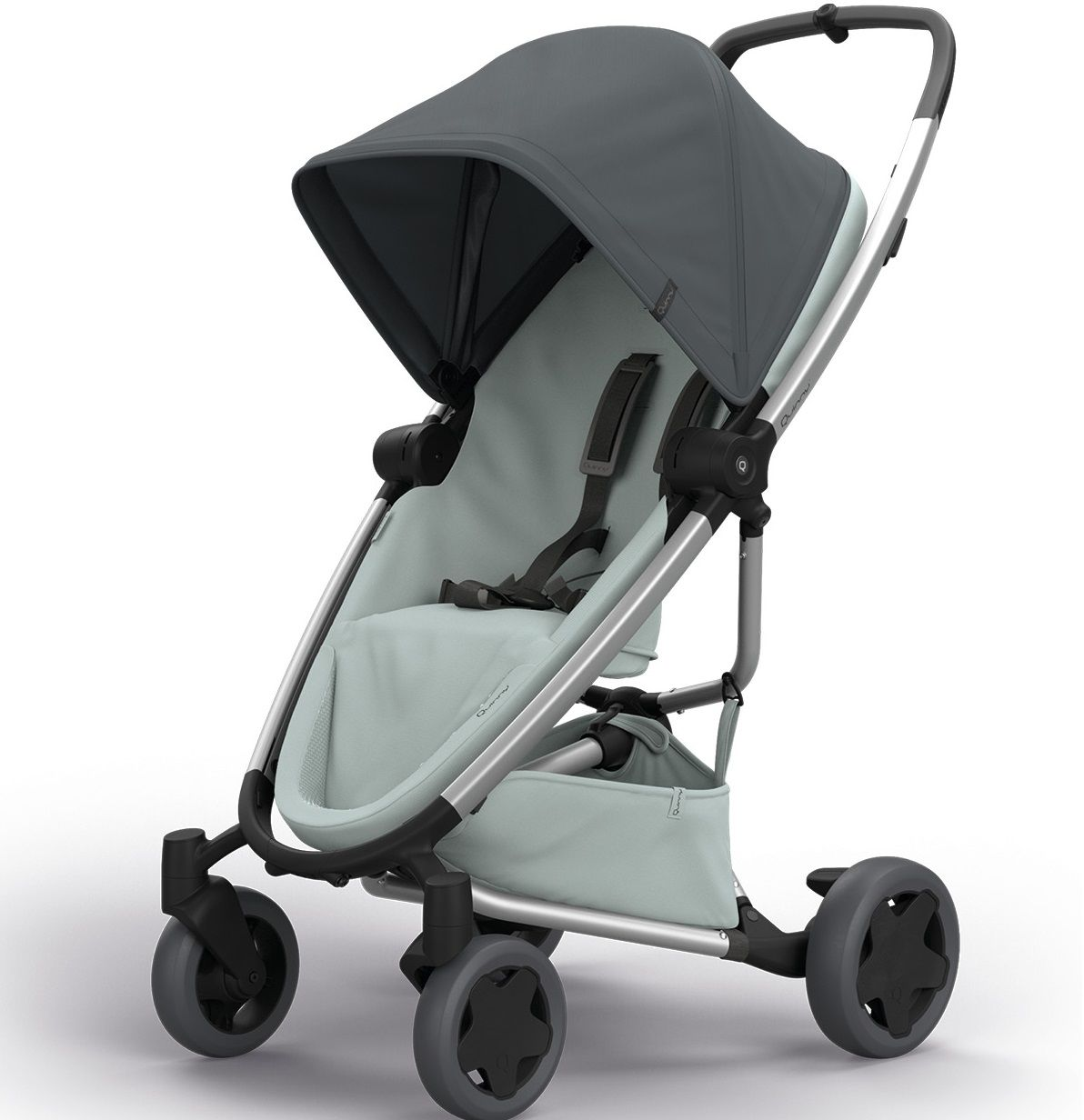 Wózek Quinny Zapp Flex Plus graphite on grey