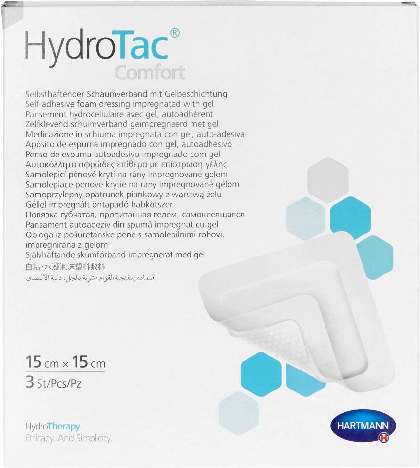 Opatrunek na trudno gojące się rany – HydroTac Comfort (Hartmann)