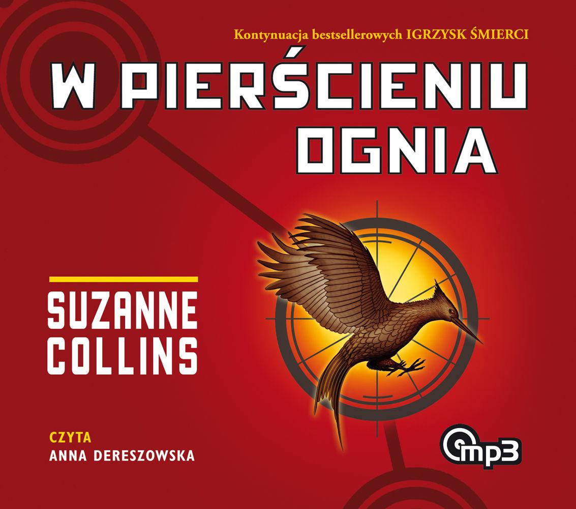 W pierścieniu ognia - Suzanne Collins - audiobook