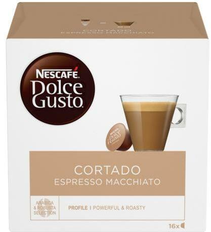 Nescafe Dolce Gusto Cortado - szybka wysyłka!