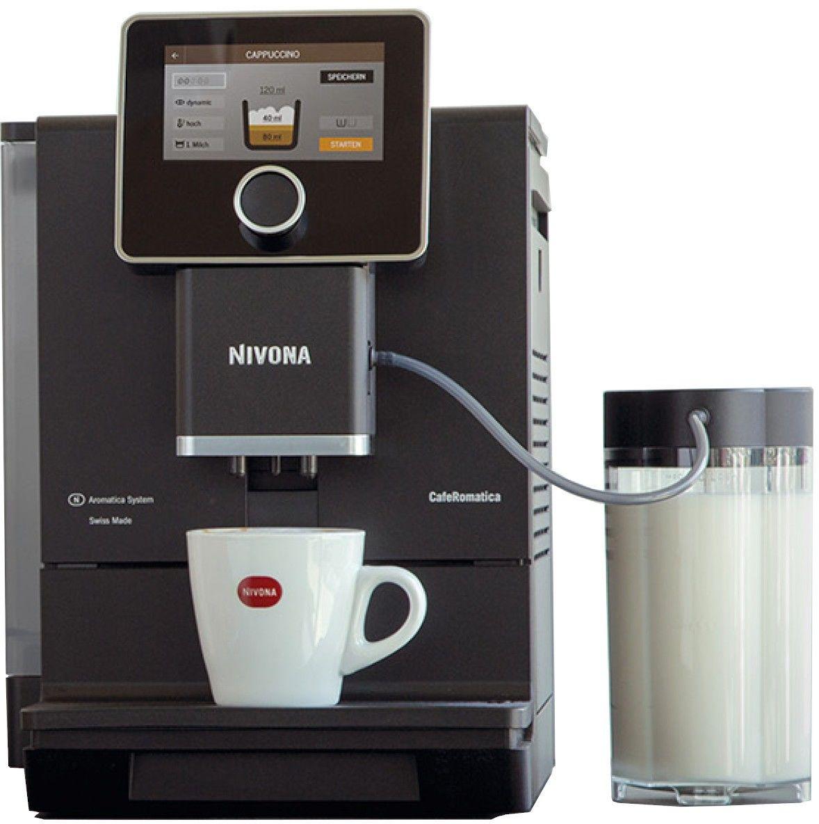 Ekspres Nivona 960 CafeRomatica