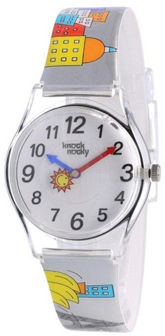 Zegarek Knock Nocky SF308400T Starfish - CENA DO NEGOCJACJI - DOSTAWA DHL GRATIS, KUPUJ BEZ RYZYKA - 100 dni na zwrot, możliwość wygrawerowania dowolnego tekstu.