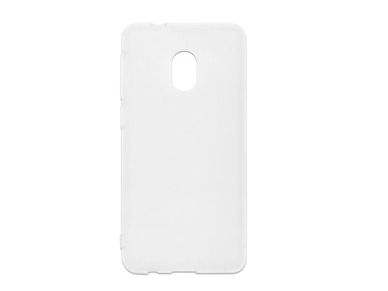 Alcatel 1C (2019) - etui na telefon FLEXmat Case - biały
