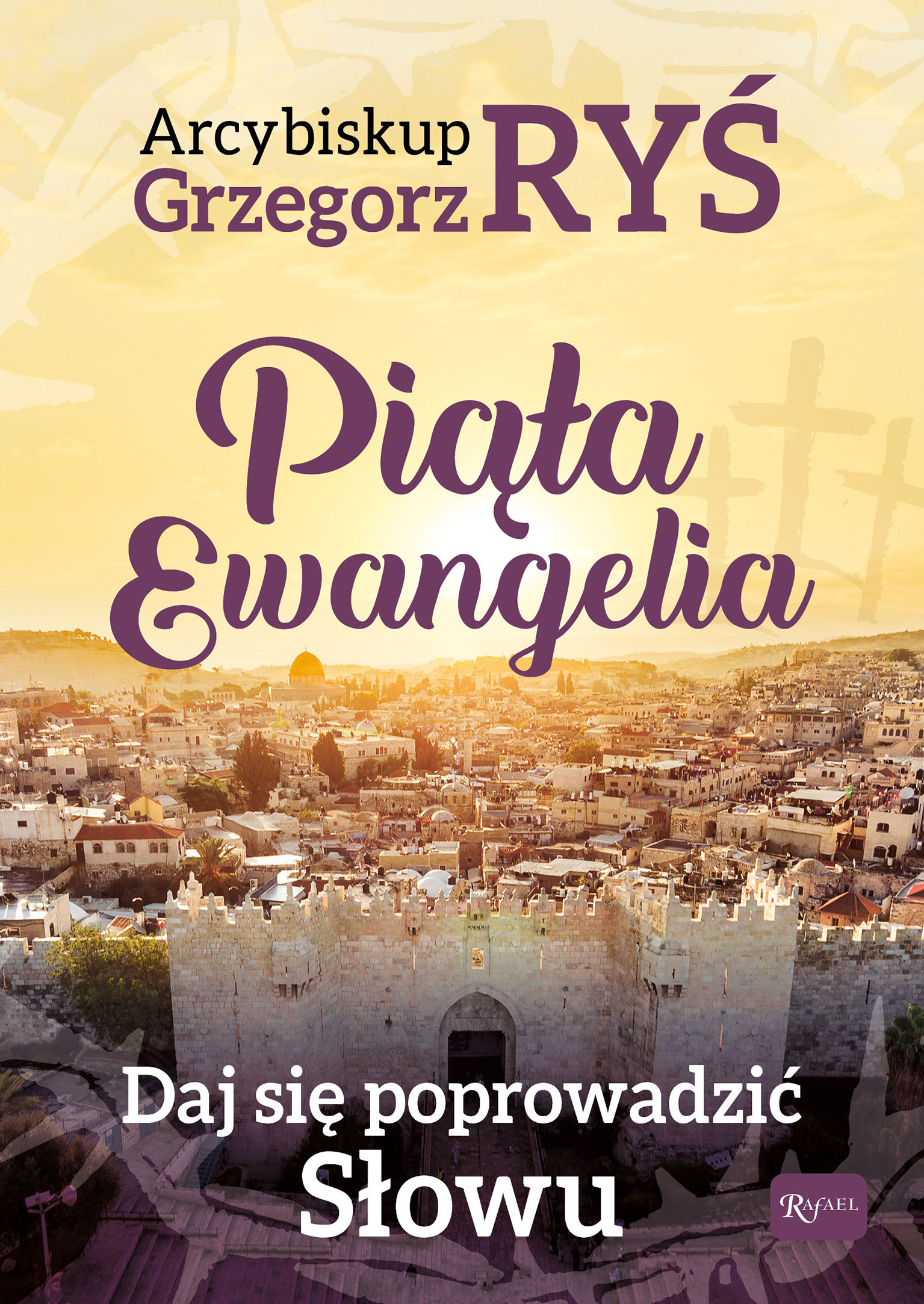Piąta Ewangelia - abp. Grzegorz Ryś - audiobook