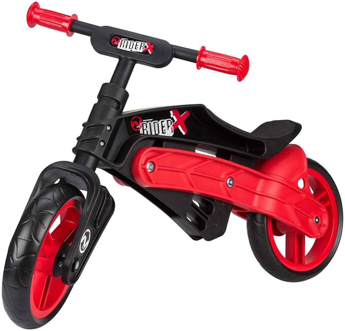 Rowerek biegowy regulowany dla dzieci Nijdam