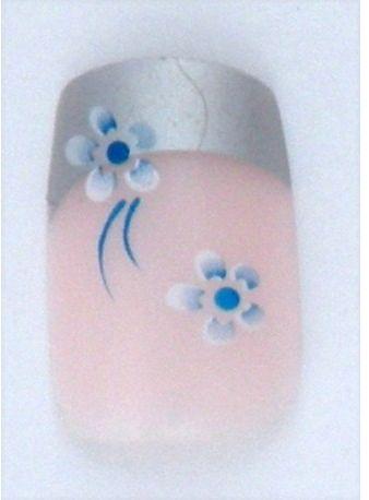 Sztuczne paznokcie NS-24-1