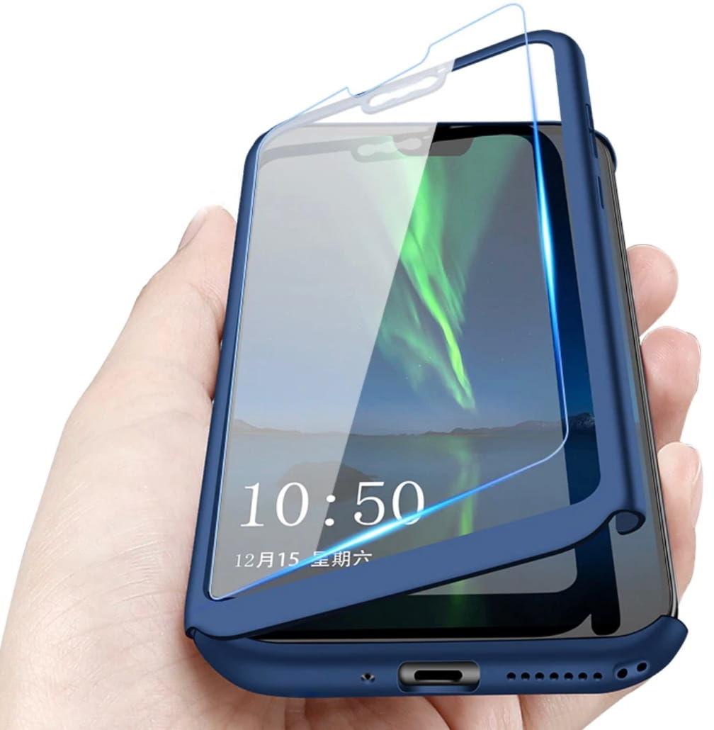Etui Case 360 Protector Samsung Galaxy J6+ Plus