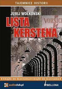 Lista Kerstena. Audiobook - Jurij Wołkoński