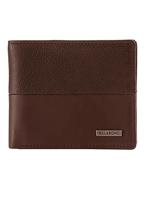 Billabong FIFTY50 CHOCOLATE mężczyzna luksusowy portfel