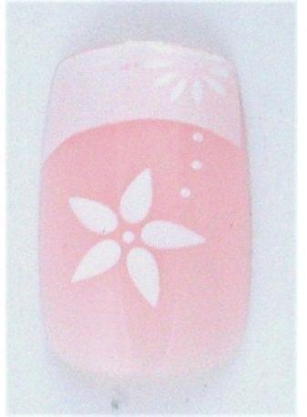 Sztuczne paznokcie NS-24-14
