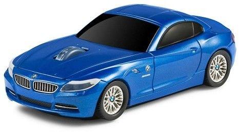 BMW Z4 - niebieski - Landmice mysz bezprzewodowa samochód