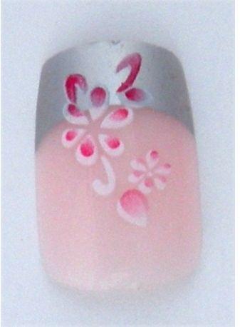Sztuczne paznokcie NS-24-2
