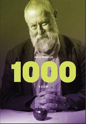 1000 słów - Ebook.