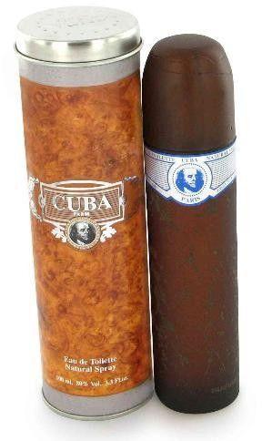 Cuba Parfum Blue - męska EDT 100 ml