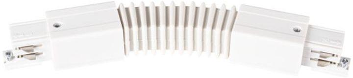 Elementy systemu szynowego TEAR łącznik elastyczny TEAR N CON-I FLEX W biały 33252