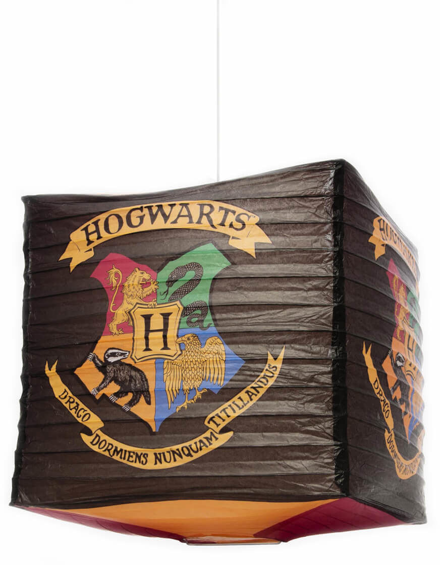 Lampion Harry Potter Hogwart - 1 szt.