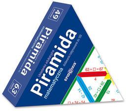 Piramida Matematyczna M4. Dodawanie/odejmowanie do 100 ZAKŁADKA DO KSIĄŻEK GRATIS DO KAŻDEGO ZAMÓWIENIA