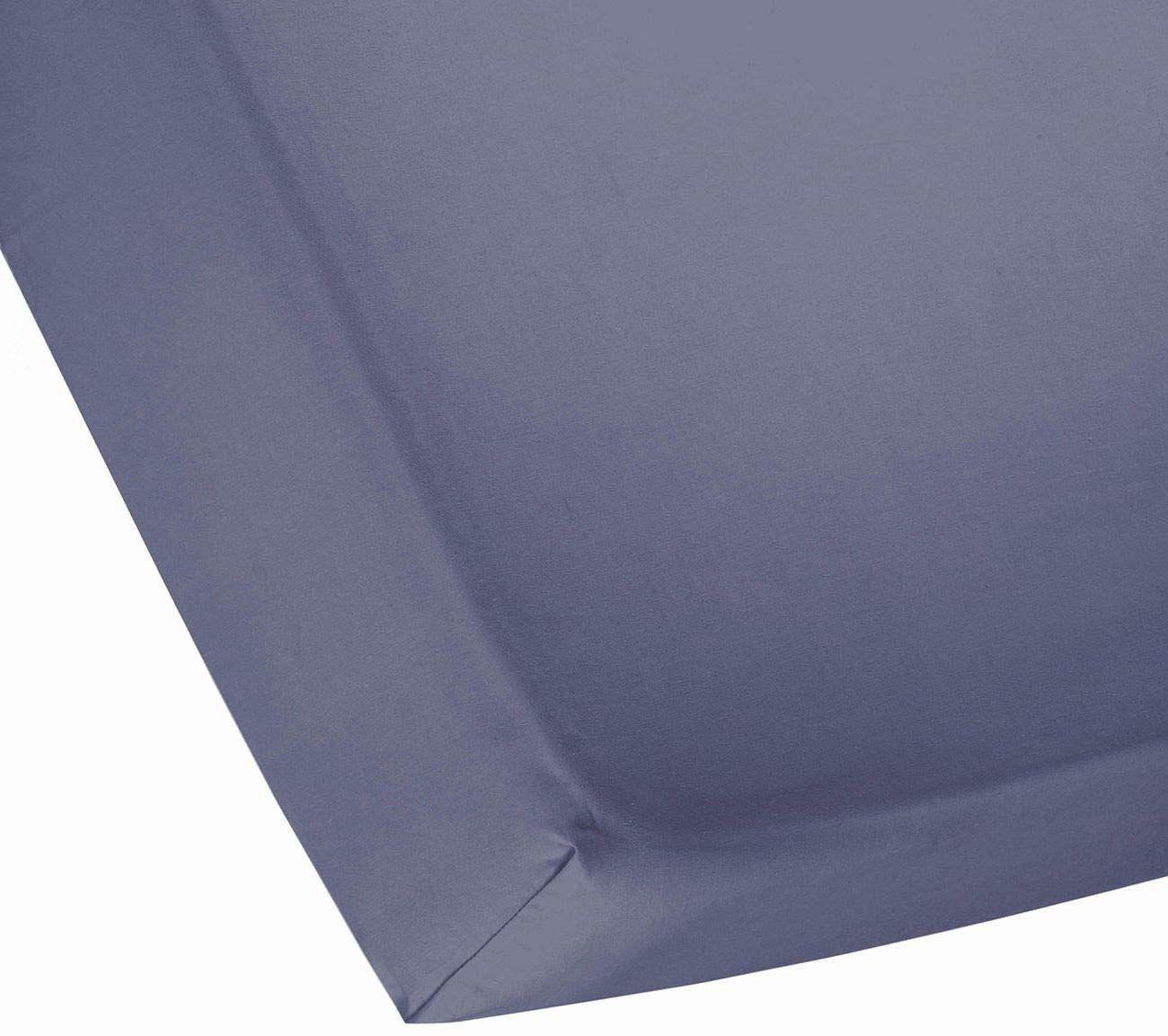 Cinderella A85580 prześcieradło z gumką, ciemnoniebieskie, 180 x 25 x 200 cm