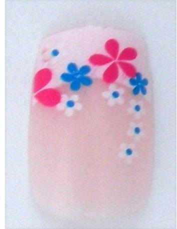 Sztuczne paznokcie NS-24-5