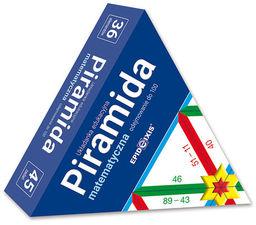 Piramida Matematyczna M3. Odejmowanie do 100 ZAKŁADKA DO KSIĄŻEK GRATIS DO KAŻDEGO ZAMÓWIENIA