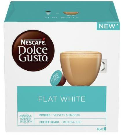 Nescafe Dolce Gusto Flat White - szybka wysyłka!