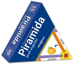 Piramida język angielski JA1. Dla najmłodszych ZAKŁADKA DO KSIĄŻEK GRATIS DO KAŻDEGO ZAMÓWIENIA