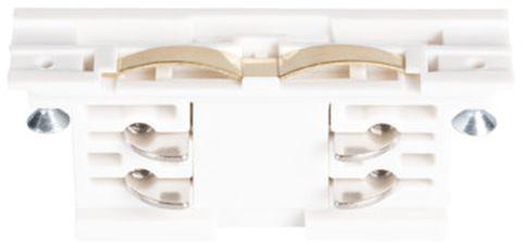 Elementy systemu szynowego TEAR łącznik prosty TEAR N ICON-I W biały 33238