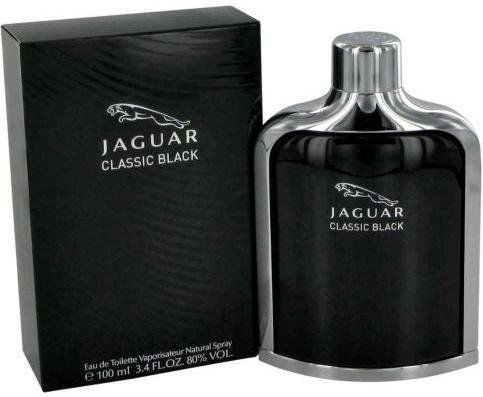 Jaguar Classic Black - męska EDT 100 ml