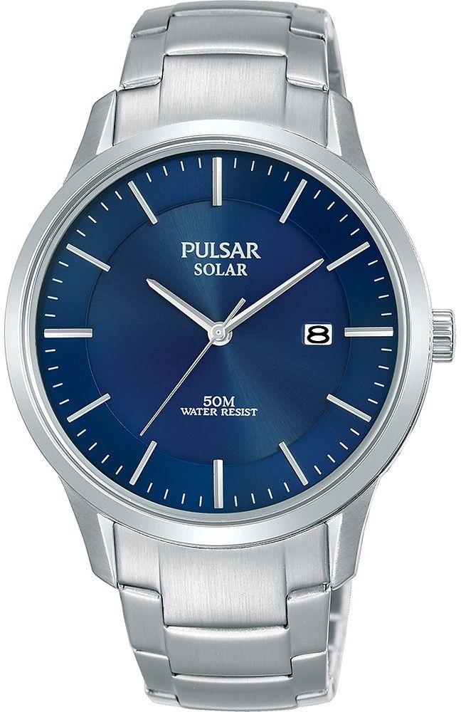 Zegarek Pulsar PX3159X1 - CENA DO NEGOCJACJI - DOSTAWA DHL GRATIS, KUPUJ BEZ RYZYKA - 100 dni na zwrot, możliwość wygrawerowania dowolnego tekstu.