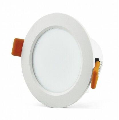 Oprawa podtynkowa 7W LED VENUS 470 lumenów biała 3608 POLUX/SANICO