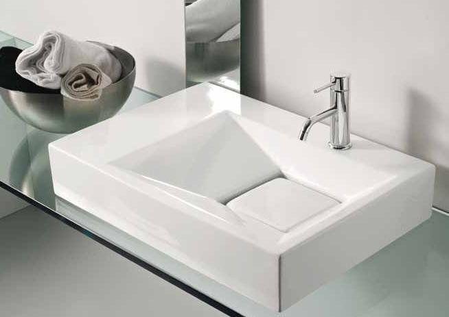 Dado Vitruvit umywalka ceramiczna 70x50 biała - DADLAA Darmowa dostawa