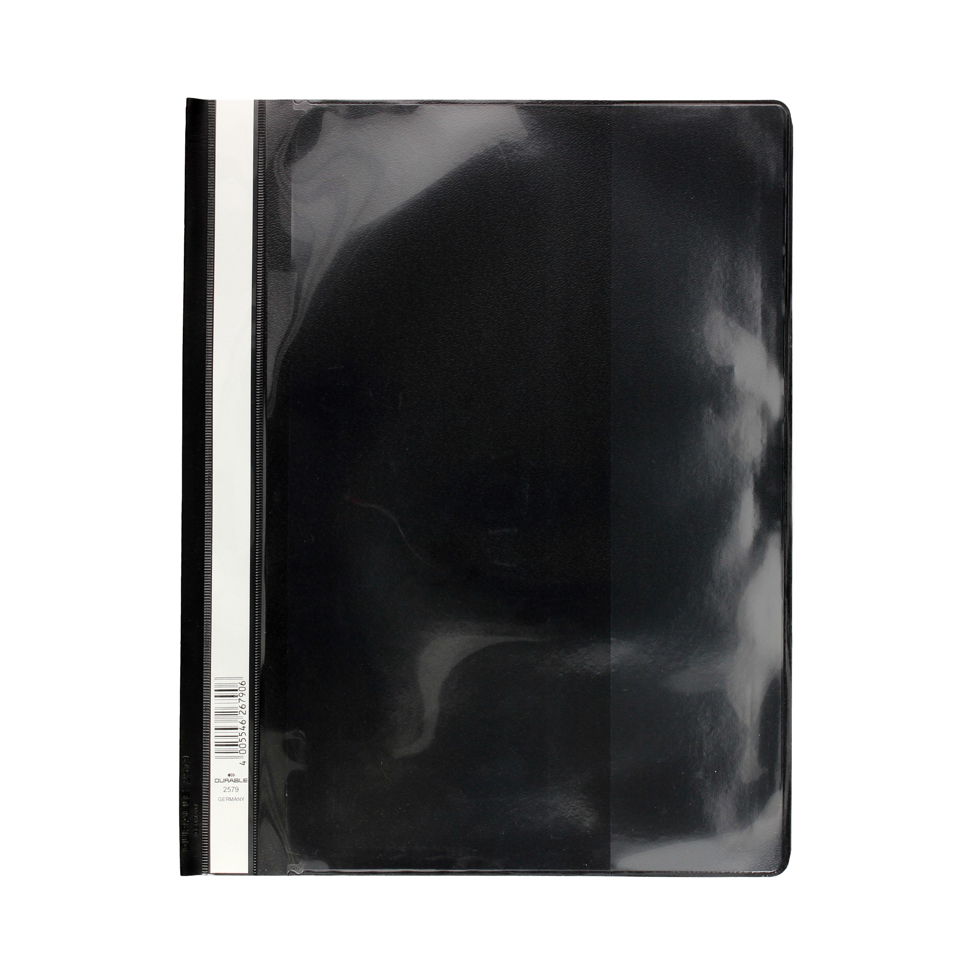 Skoroszyt prezentacyjny A4/PP czarny Durable