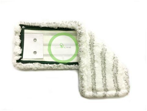 Mop mikrofaza do docierania klips oczko 50cm