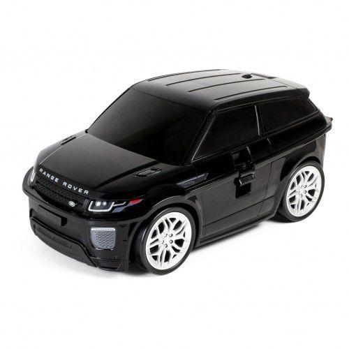 Land Rover - Range Rover - czarny - Walizka samochód Welly Ridaz