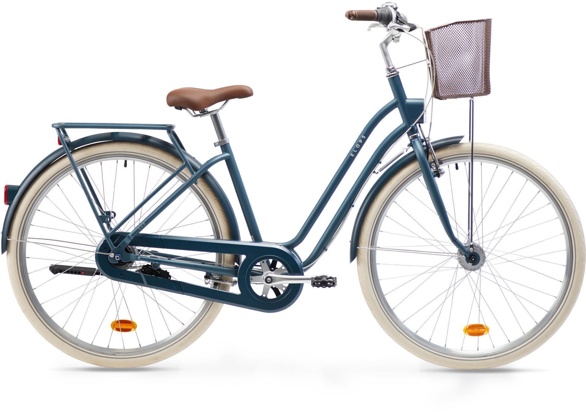 Rower Miejski Elops 540 Niska Rama