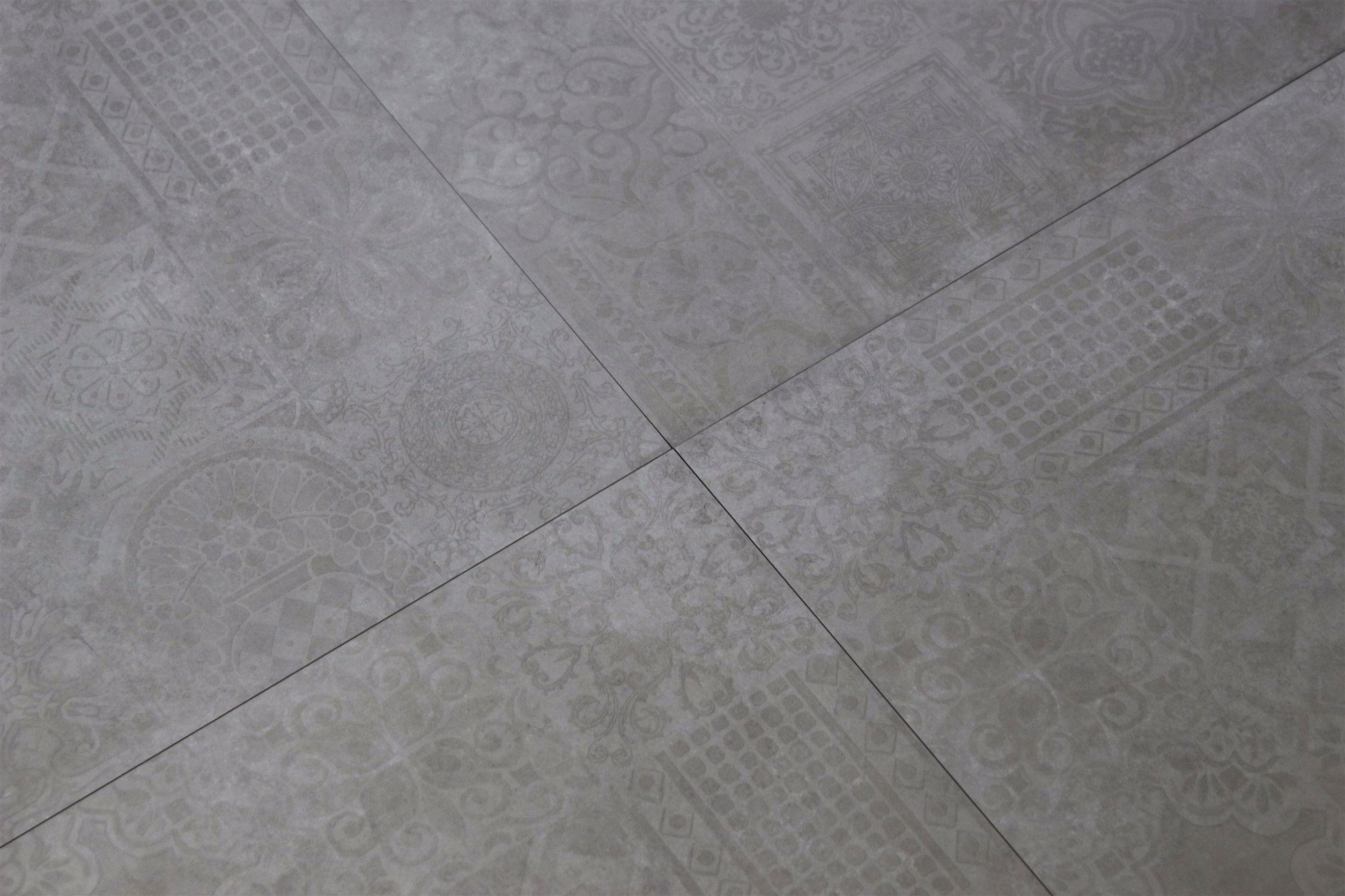 Icon Silver Patchwork 60x60 płytki imitujące beton
