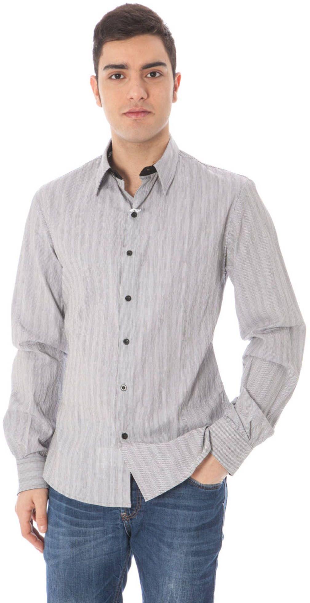 COSTUME NATIONAL Koszula z długim rękawem dla mężczyzn