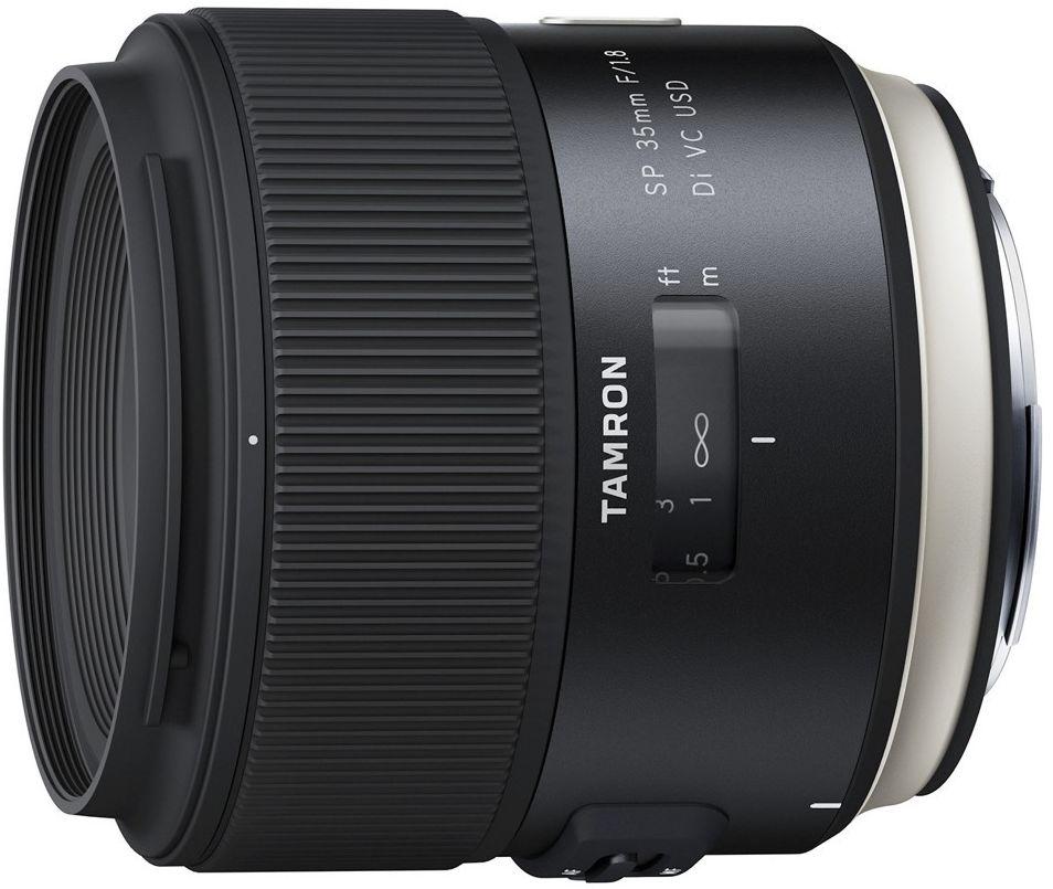 Obiektyw Tamron 35mm f/1.8 Di VC USD Canon