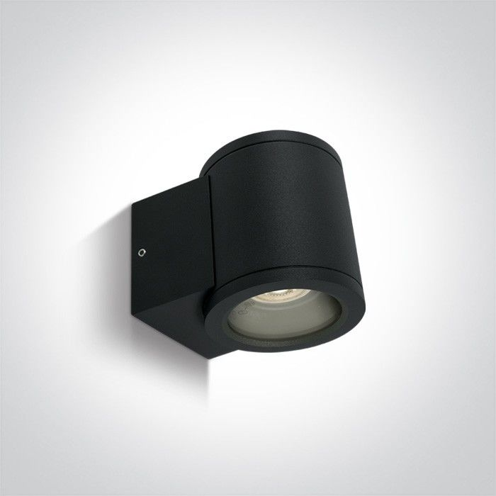 Kinkiet elewacyjny zewnętrzny Como czarny 1 punktowy IP54 67400A/B - OneLight Do -17% rabatu w koszyku i darmowa dostawa od 299zł !