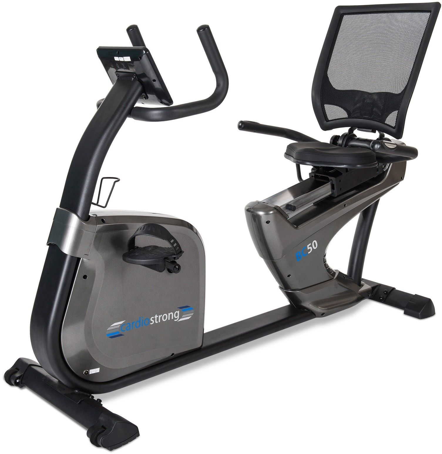 Rower poziomy cardiostrong BC50